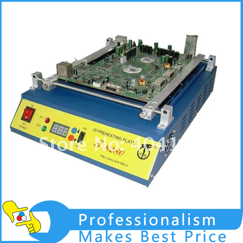 Factory direct Puhui T8280 T-8280 T 8280 pcb preheater,smd rework station