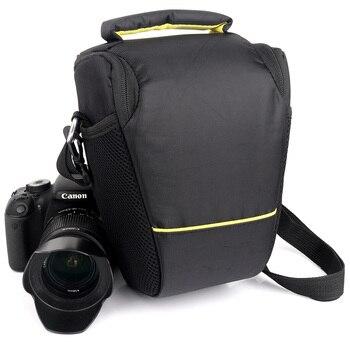 Funda DSLR/bolsa de cámara SLR para Canon 200D 1300D 1200D 1100D 760D...