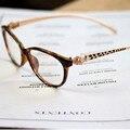 Kottdo óculos de metal quadro feminino marca designer mulheres óculos de computador óculos de armação de leitura óptica 2017 nova moda eyeglasse