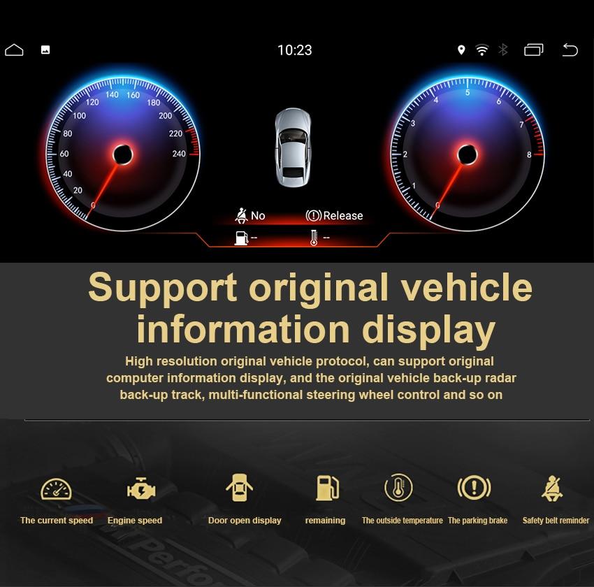14 Koason Android Auto GPS Stereo for BMW E60 3 series CIC 2009-2010