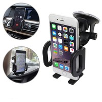 Universal 360 Degree Rotation Suction Cup Car Phone Holder for your mobile phone Car Holder For Xiaomi Redmi 6 6A Mi A2 Lite