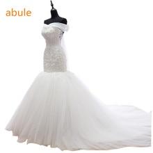 2016 Καλή ποιότητα Princess Designer νυφικό ντύσιμο μέχρι πολυτελή γαμήλια εσθήτα Custom μέγεθος vestido de noiva
