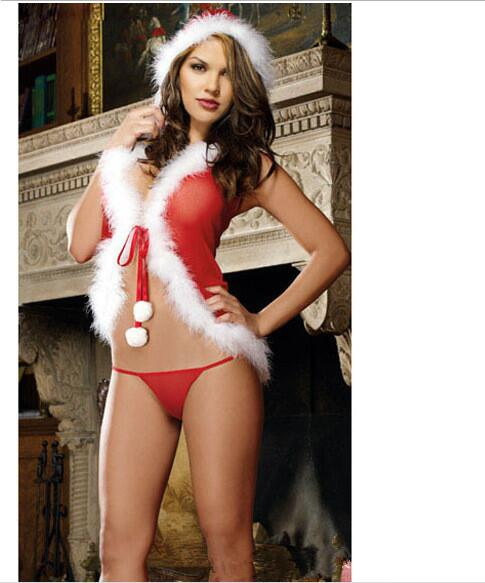 Santa sex sexy costume porn