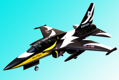 EDF RC Jet T50 PNP версия с мотором, сервоприводом, установлен ESC - Цвет: Black