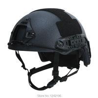 Тактический шлем баллистических Bulletproof Бесплатная доставка