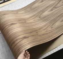 L:2.5Meters.  Width:55mm Thickness:0.3mm Thai teak splicing patterns veneer (back side with Kraft paper) teak house раковина erotion