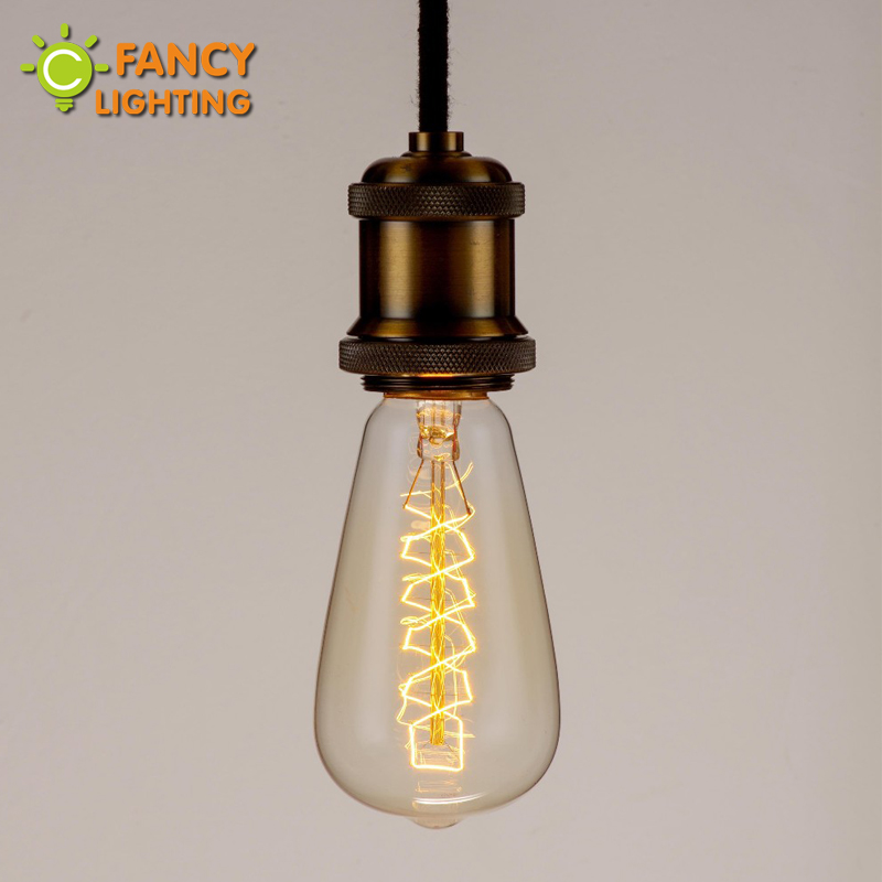 Buy edison decorative bulb st64 screw - Ampoule e27 40w ...