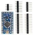 Про Мини ATmega328P для Arduino pro mini 5 В/16 МГц Развития Борту Золото Версия для Arduino Pro Mini Atmega328p