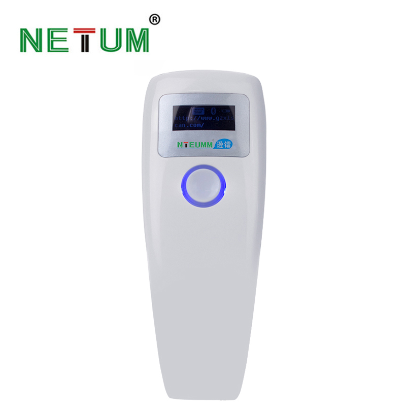NT Z1S Wireless Bluetooth Scanner 1D Scanning Shockproof and Shatterproof Scanner Large capacity Storage for Android, IOS,Window