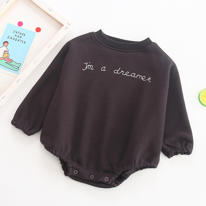 Baby Clothing 2018 Newborn jumpsuits Baby Boy Girl Romper Long Sleeve Infant Clothes O-neck Product