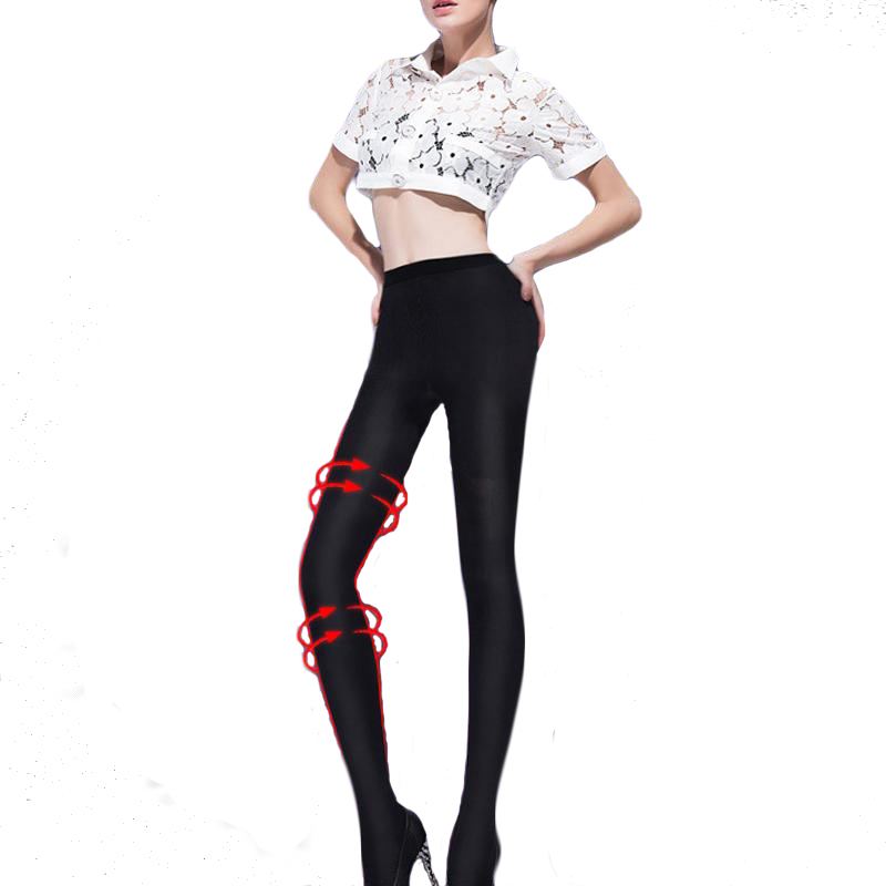 Autumn Compression   Leggings   Women 680D Varicose Veins Leggins Winter Thick Slim Legins Women Leg Shaping   Legging   Plus Size