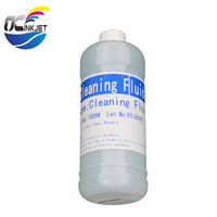 1000ml Eco Friendly Water Based cleaning fluid for Epson for hp for Canon printer For Cleaning Cartridge Print Head Printer Tube
