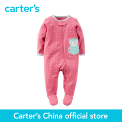 Carter s 1 pcs baby children kids cotton zip up sleep play 115g131 sold by carter.jpg 250x250