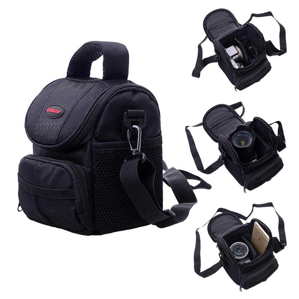 Camera Bag Case Photo Bag for Olympus OM-D E-M1 EM1 E-M5 EM5 E-M10 EM10 Mark II III 2 3 Stylus 1 1s SP-100 SP-100EE Lens Case