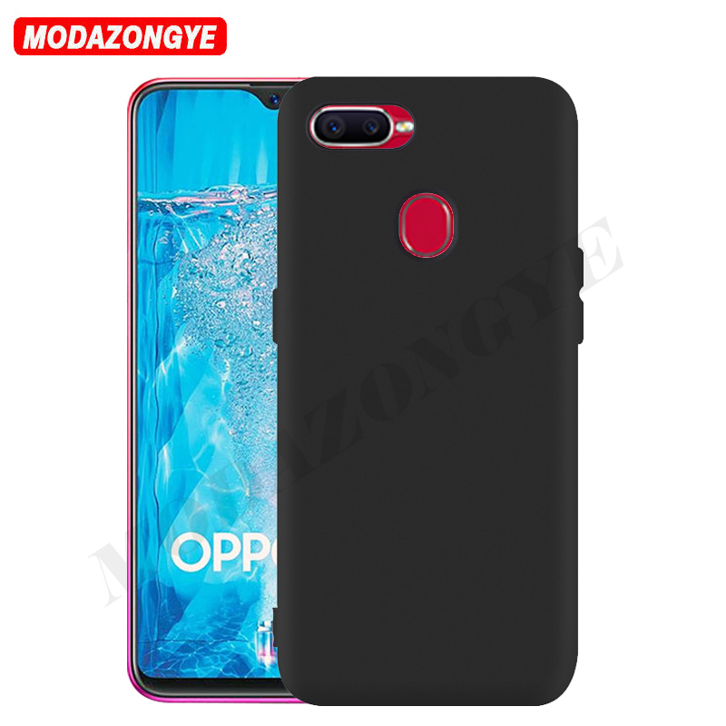 OPPO F9 Case OPPO F9 Pro Case Silicone 6.3 Soft Phone Case For OPPO F9 CPH1823 CPH1825 CPH1881 OPPOF9 F 9 Pro Case Back Cover