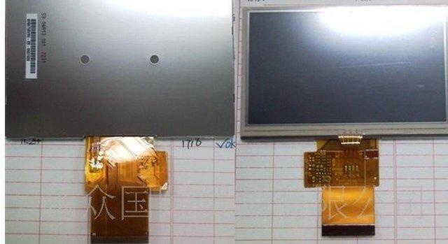 Оригинальный новый для Navigon 7200 ЖК-дисплей с сенсорным экраном дигитайзер