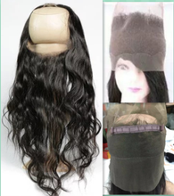 360 Lace Frontal font b Closure b font Pre Plucked 8A Lace Frontals With Baby font
