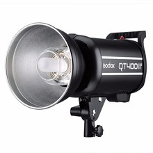 Godox QT400II 400W 400WS GN65 1/8000s High Speed Sync Flash Strobe Light with Built in 2.4G Wirless System
