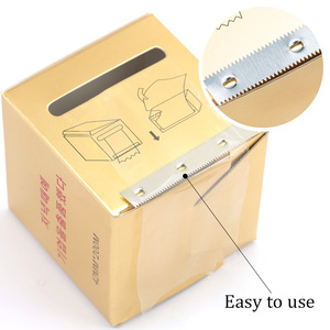 Image 4 - 1 doos Wimper Remover Clear Plastic Wrap Eye Gebruik Conserveermiddel Film Professionele Valse Wimpers Extension Permanente Make Up Tool