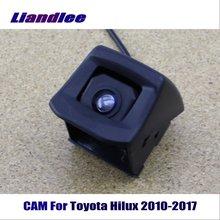 Liandlee CAM Per Toyota Hilux 2010-2017/Auto di Retrovisione di Rearview Inversione Della Macchina Fotografica di Retromarcia Parcheggio Della Macchina Fotografica HD CCD di Visione Notturna