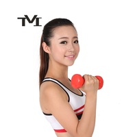 Genuine dip color small dumbbell lady home fitness equipment Aerobics Exercise to lose weight thin arm of 2.75kg a