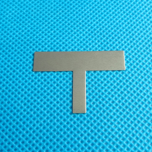 Image 3 - 18650 battery 2P pure nickel strip T shaped nickel tape For 18650 cell 2P or 2S battery pack Li ion batery pure nickel plate