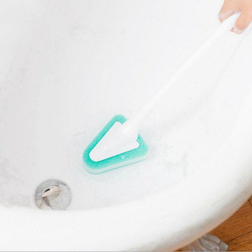 Good Buy Long Handle Sponge Bathroom Floor Brush Toilet Ceramic Tile
