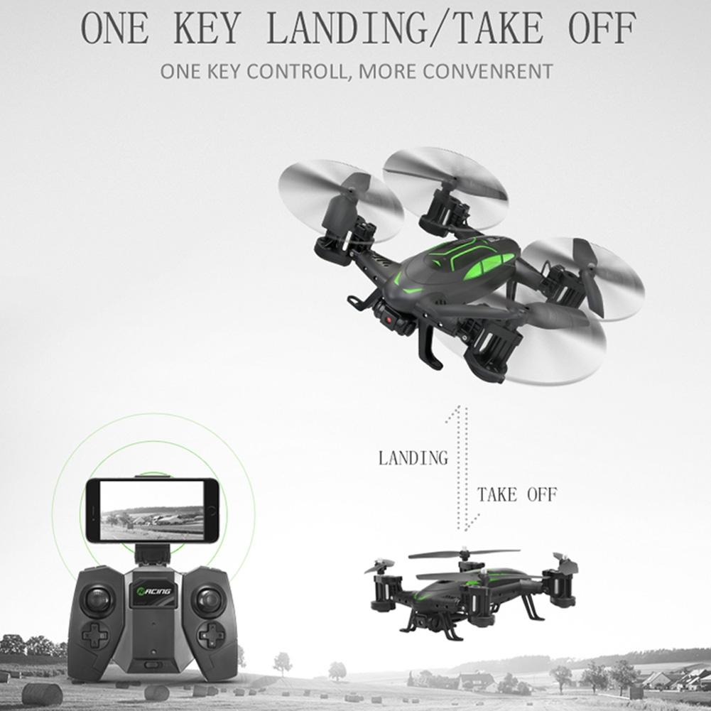 LeadingStar RC Helicopter Drone Quadcopter 2.4GHz 4CH 6 Axis 2MP HD Camera RTF Remote Control Professional Dron Toys
