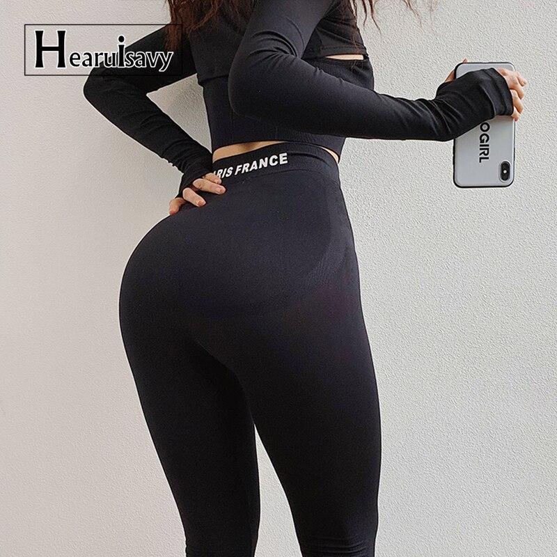 High Waist Seamless Gym Leggings Sport Women Fitness Flex Booty Leggings Scrunch Butt Tight Strechy Skinny Compression Yoga Pant