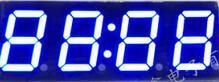 50PCS x 0.56 inches Blue Jade Green 4 Digital Tube With Clock LED Display Module 5463AB 5463BB 5463AGG 5463BGG