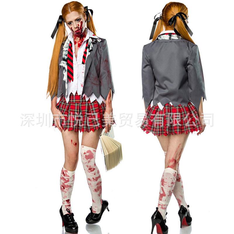 nueva llegada naruto traje de halloween para nios disfraces cosplay bruja de la muerte ghost