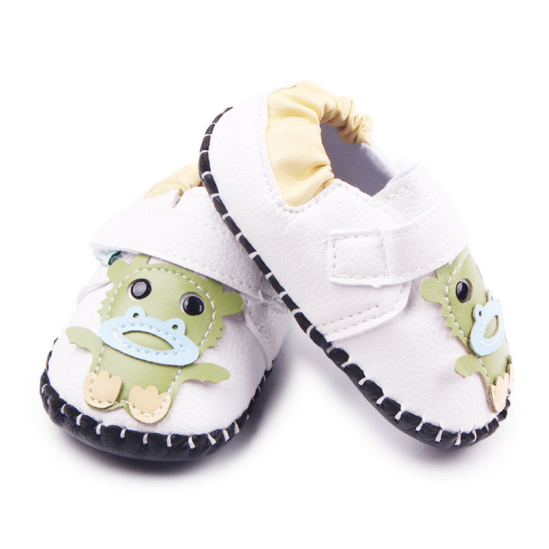 Baby Jungen Krippe Schuhe Mädchen Erste Wanderer Cartoon - Babyschuhe - Foto 5