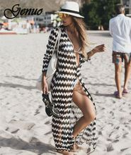 Beach Blouses 2019 Sexy Tunic Chiffon Blouse Full Plus Size Kimono Bohemian Women Summer Vintage
