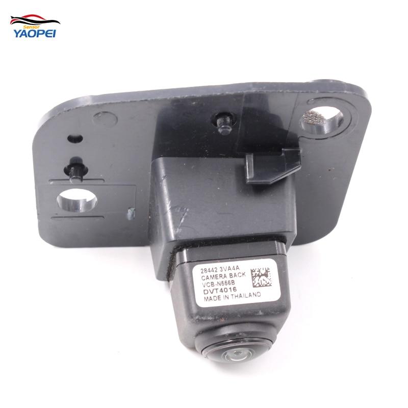 YAOPEI High Quality Rear View Camera 28442-3VA4A/284423VA4A/28442 3VA4A For 2014 Nissan Versa Note