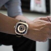 Agelocer Watch Mens Sport Top Brand Watches Original Business Mechanical Watch Men Wristwatch For Summer Travel
