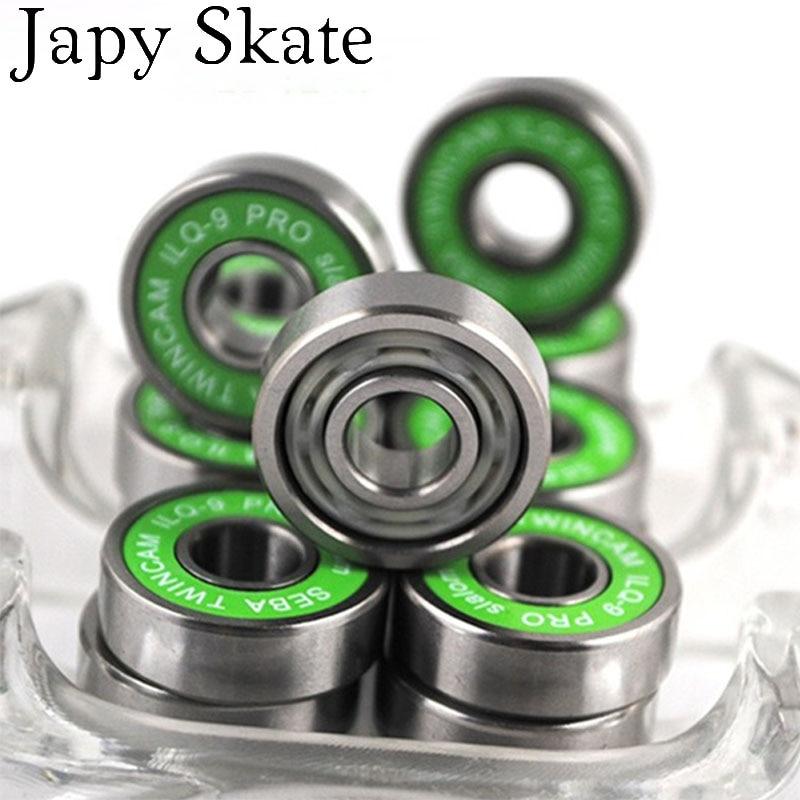 Prix pour Jus japy Skate D'origine TWINCAM QIL-9 Miniature À Billes Radial À Billes D'origine SEBA-HAUTE KSJ EVOGood Qualité De Patinage Portant