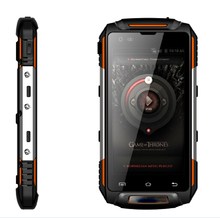 4.5 inch 4G walkie talkie rugged mobile phone, outdoor working phone
