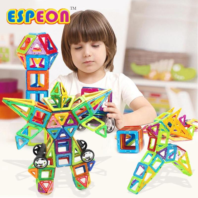 Espeon 115 pcs Robot Regular Bricks Enlighten Educational Designer - Mainan pembinaan - Foto 2