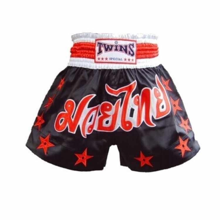 Suotf Muay Thai Tinju Celana Pendek Batang Seni Tinju Sanda Celana Celana Pendek Pria MMA Melawan Celana Pendek Pria Olahraga Pakaian