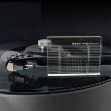 Freies Verschiffen Berufs LP Vinyl Messung Arm VTA balance und Azimut VTA Einstellung Herrscher Plattenspieler Zubehör