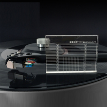 Miễn phí Vận Chuyển Chuyên Nghiệp LP Vinyl Đo Cánh Tay VTA cân bằng và Phương Vị VTA Điều Chỉnh Thước Bàn Xoay Phụ Kiện