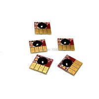 5pcs Show Ink Level Chip For HP920XL HP 920XL HP920 HP 920 For HP Officejet 6000