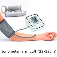 tensiometros digitales de brazo Blood pressure meter Digital Pressure Monitor Upper Arm Tonometer Sphygmomanometer Tensiometro