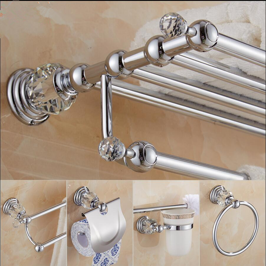 Bathroom Accessory Set,Paper Holder,Towel Bar,Soap basket,towel rack,towel bar Toilet brush,bathroom shelf bathroom hardware set brass bathroom accessories set gold square paper holder towel bar soap basket towel rack glass shelf bathroom hardware set