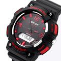 SANDA Fashion Watch Men G Style Waterproof LED Sports Military Watches relogio masculino Shock Men's Analog Quartz Digital Watch