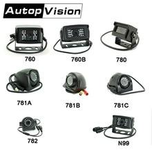 AV- X AHD Car Rear View Camera Reverse backup Camera rearview parking IR Nightvision Waterproof Bus Truck camera