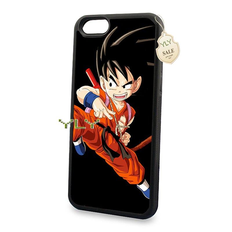 Dragon Ball Z Goku Young iphone case