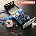 Clássico Fone de Ouvido HiFi Amplificador Estéreo Amp DIY Kit/1 Conjunto Inspirado por LEHMANN