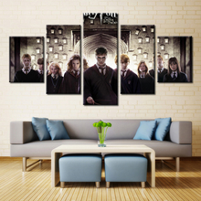 Harry Potter Movie Wall Art Canvas Painting HD Print Modern Decorative Home Decor Picture Printed Poster