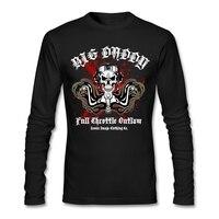 Wielkie Zniżki Big Daddy Outlaw T Shirt Mens O-Neck Najlepsze Koszulki Nowy Wokół Szyi Mężczyzna Trójniki
